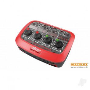 Hitec X4 SE Micro Charger (LiPo + LiHV)