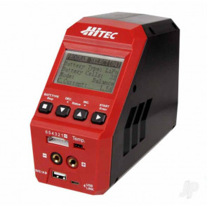 Hitec X1 Red MULTIcharger 114131