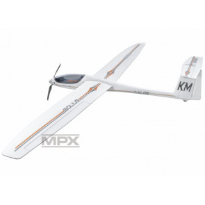 Multiplex Solius RR Electric Glider 2160mm Wingspan no Tx/Rx/Bat