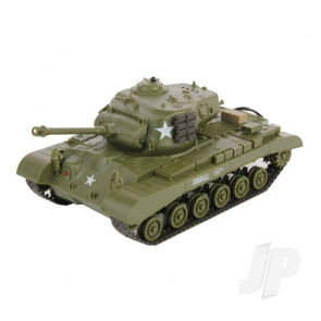 Henglong 1:30 M26 Pershing RC Tank with IR Battle System and Sound