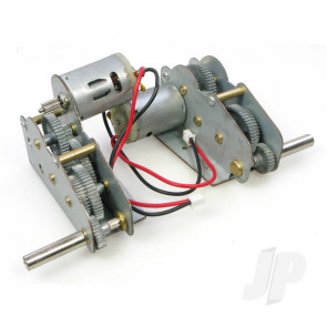 Henglong Snow Leopard/KV-1 Metal Gearbox Set (3838/78)