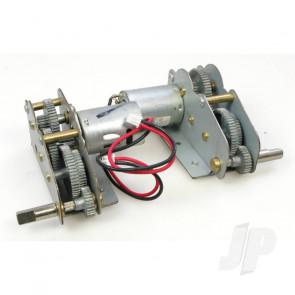 Henglong Stug III Metal Gearbox/Motor Set (3848/49/68)