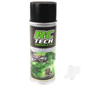 Ghiant RC Tech Degreaser/Cleaner Spray For Model Cars (400ml)