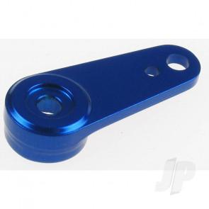 JP Aluminium CNC RC Servo Arm (Blue) (Futaba/JR/Hitec)