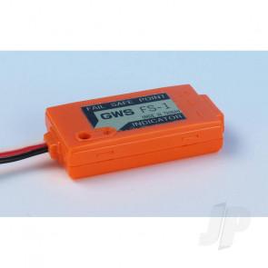 JP FS1 RC Failsafe Low Battery