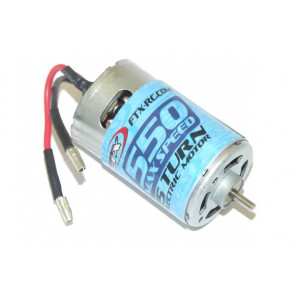 FTX 550 Size Brushed Electric Motor 15T RC Model Car (Vantage/Carnage/Outlaw)