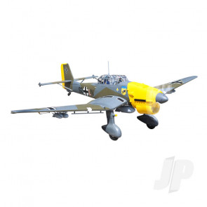 Seagull JU-87 Stuka Giant Scale 50cc 2.286m (90in) (SEA-284) RC Aeroplane