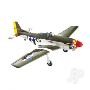 Seagull North American P-51 Mustang 10cc 1.43m (56in) (SEA-276) RC Aeroplane