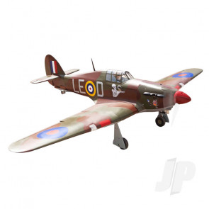 Seagull Hawker Hurricane 33cc 2.08m (82in) (SEA-273) RC Aeroplane