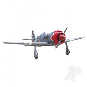 Seagull Yak-3U Steadfast 20cc 1.6m (63in) (SEA-270) RC Aeroplane