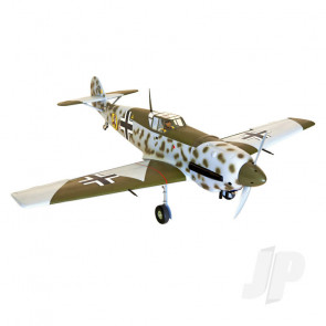 Seagull BF 109E Messerchmitt 20cc 1.63m (64in) (SEA-278) RC Aeroplane