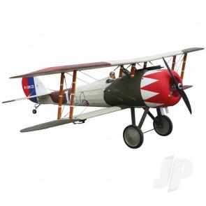 Seagull Nieuport 28 1/5 Scale (20cc) 1.72m (68in) (SEA-303) RC Aeroplane