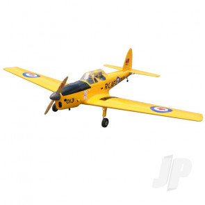 Seagull DHC-1 Chipmunk 1/5 Scale 80in 20cc Yellow (SEA-304Y) RC Aeroplane