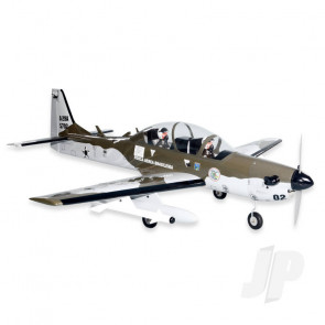 Seagull Super Tucano (91) includes Retracts 1.65m (65in) (SEA-124) RC Aeroplane