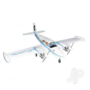 Seagull Piper Twin Comanche (46-55) 1.95m (76.9in) (SEA134) RC Aeroplane