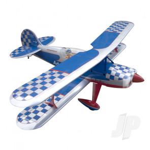 Seagull Steen Skybolt N250SB 15cc (Silver/Blue) 1.55m (61in) (SEA-237S) RC Aeroplane
