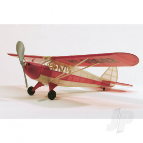 Dumas Piper J4-E (44.5cm) (202) Balsa Aircraft Kit