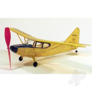 Dumas Stinson Voyager (44.5cm) (203) Balsa Aircraft Kit