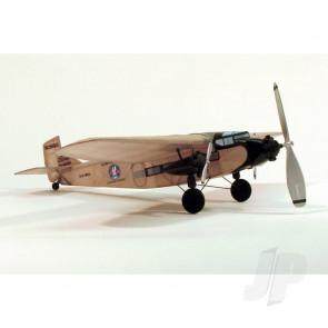 Dumas Ford Tri-Motor (44.5cm) (210) Balsa Aircraft Kit