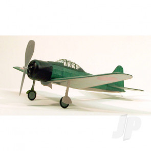 Dumas AGM3 Zero (44.5cm) (212) Balsa Aircraft Kit
