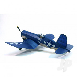 Dumas F4U Corsair (44.5cm) (213) Balsa Aircraft Kit