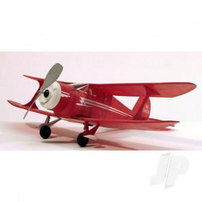 Dumas Staggerwing (44.5cm) (214) Balsa Aircraft Kit