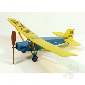 Dumas Curtiss Robin (44.5cm) (215) Balsa Aircraft Kit
