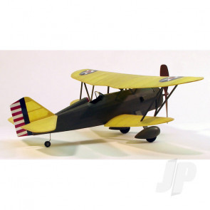 Dumas Curtiss P-6E Hawk (44.5cm) (219) Balsa Aircraft Kit