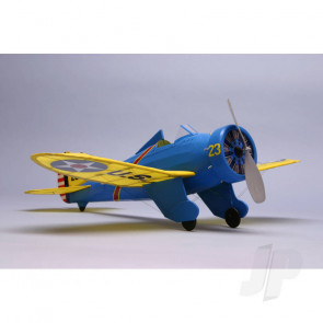 Dumas P-26 Peashooter (44.5cm)(223) Balsa Aircraft Kit