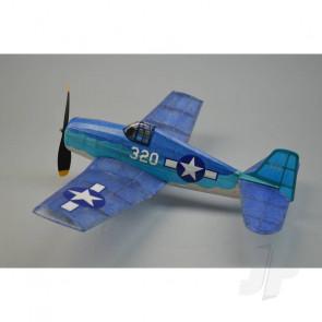 Dumas F6F Hellcat (45.72cm) (237) Balsa Aircraft Kit