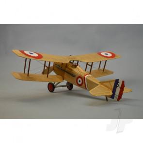 Dumas Spad VII (45.72cm) (238) Balsa Aircraft Kit