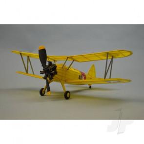 Dumas PT-17 Stearman (45.72cm) (239) Balsa Aircraft Kit