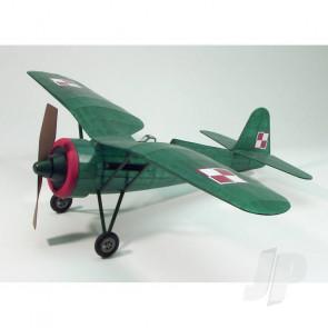 Dumas PLZ P11C (76.2cm) (310) Balsa Aircraft Kit