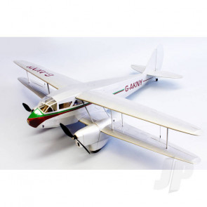 Dumas DH-89 Dragon Rapide (106.68cm)(1815) Balsa Aircraft Kit