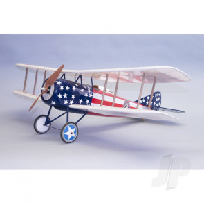 Dumas Spad XIII Electric (88.9cm) (1816) Balsa Aircraft Kit