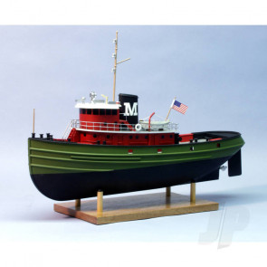 Dumas Carol Moran Tug 1/72 (1250) Wooden Ship Kit