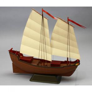 Dumas Chinese Junk (1010) Wooden Ship Kit