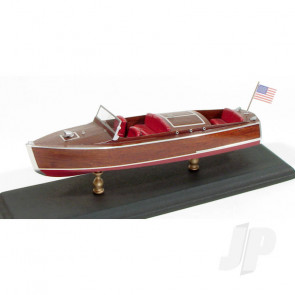 Dumas Chris-Craft 24ft Runabout (1701) Wooden Ship Kit