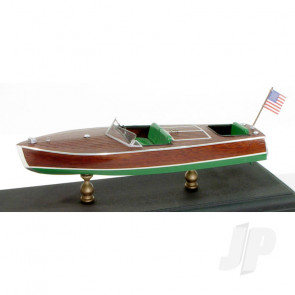 Dumas Chris-Craft 19ft Racer (1702) Wooden Ship Kit