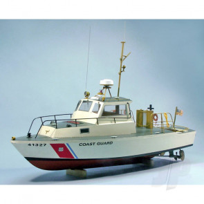 Dumas Coast Guard Utility Boat (1214) Wooden Ship Kit