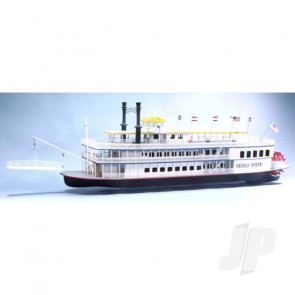 Dumas Creole Queen (1222) Wooden Ship Kit