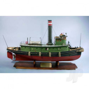 Dumas The Brooklyn Tug (1238) Wooden Ship Kit