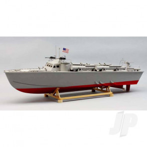 Dumas PT-212 78ft Higgins MTB (1257) Wooden Ship Kit