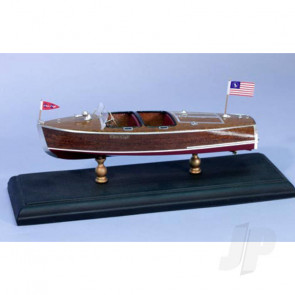 Dumas Chris-Craft Barrel Back 1/24th (1705) Wooden Ship Kit