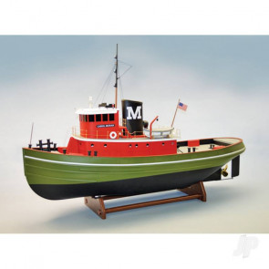 "Dumas 50"" Carol Moran Tug (1272) Radio Control Wooden Ship Kit"