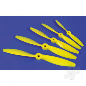JP Nylon Propeller Yellow 9x4 61L for RC Aircraft