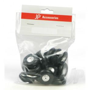JP Ali Hub Wheels 3/4in - (19mm) (20pcs) for RC Aircraft