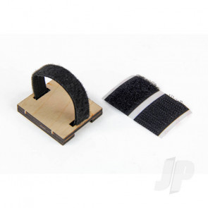 JP Battery Mount Tray System (Plywood) (Small) (1) For RC Model Plane