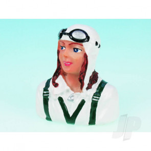 JP Pilot Small Female (Painted) P16 For RC Model Plane