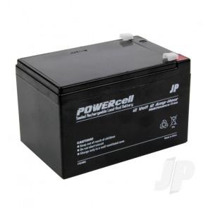 JP 12V 12Ah Powercell Gel Battery for RC Model